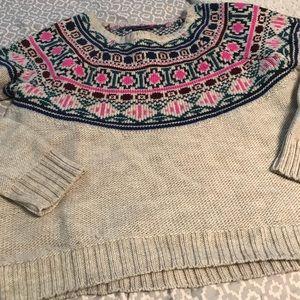 American Eagle wool sweater sz XL